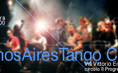 MILONGA NEWS!